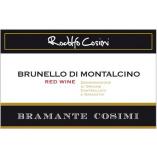 """Brunello di Montalcino """"Bramante Cosimi"""""""