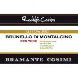 """Brunello di Montalcino Riserva """"Bramante Cosimi"""""""